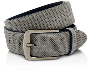 Ted Baker Trinnie Suede Micro Perforated Belt