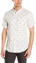 Billabong Men's Norwest Woven Short Sleeve Shirt