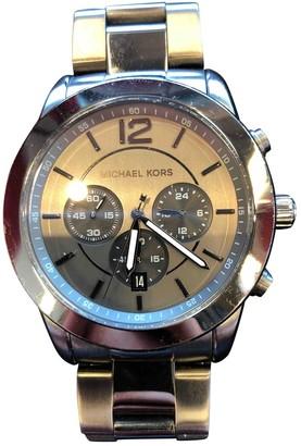 Michael Kors Metallic Steel Watches