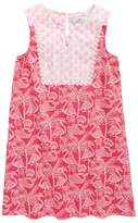 Vineyard Vines Flamingo Print Shift Dress