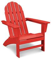 One Kings Lane Vineyard Adirondack Chair - Sunset Red