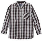 Andy & Evan Toddler Boy's Plaid Woven Shirt