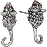 Marc Jacobs Women's Strass Mouse Studs Earrings Earring