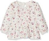 Pumpkin Patch Baby Girls 0-24m Mini Floral Ruffle Top Blouse