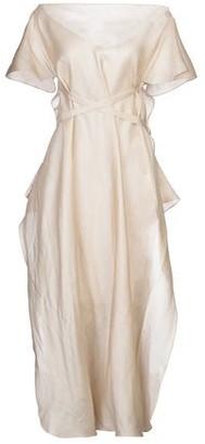 SUPER BLOND Long dress