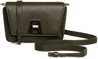 Akris Anouk Leather Little Day Bag