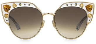 Jimmy Choo Audrey 54MM Cat Eye Sunglasses