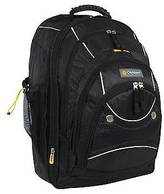 "Outdoor Products 21"" Sea-Tac Rolling Backpack - Black"
