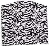 Pottery Barn Teen Addison Camelback Slipcover, Full, Twill, Zebra