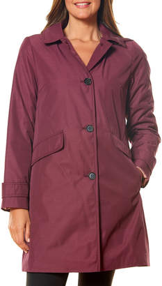 Kate Spade Single-Breasted Hooded Trench