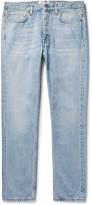 Acne Studios - Van Slim-fit Tapered Stonewashed Denim Jeans