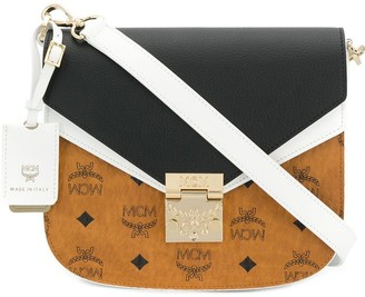 MCM small Fursten crossbody bag