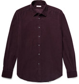 Boglioli - Slim-fit Cotton-corduroy Shirt
