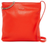 Furla Julia Chain Small Leather Crossbody