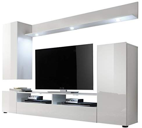 Contemporary Tv Wall Units Style Uk