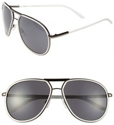 A. J. Morgan A.J. Morgan 'Dream' Aviator Sunglasses