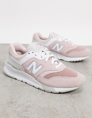 New Balance 997H sneakers in pink