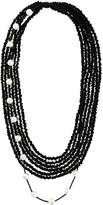 Maria Calderara pearled necklace