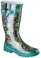 Flor Women's Rain Boot - Brown
