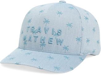 Travis Mathew Shore Break Snapback Baseball Cap