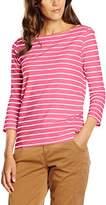 Crew Clothing Women's Essential Breton T-Shirt