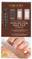 Cuccio Stainless Steel Nail File Intro Kit