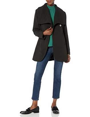 Lark & Ro Women's Single Button Jacket