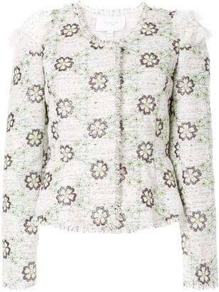 Giambattista Valli Embroidered Jacket