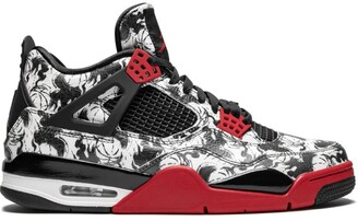 Jordan Air 4 Retro singles day/tattoo