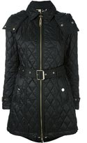 Burberry 'Bellbridge' quilted coat - women - Polyester - L