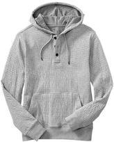Gap Striped pullover hoodie