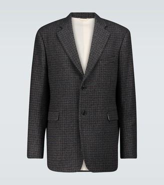 Raf Simons Straight-fit blazer