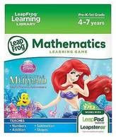 Leapfrog Disney The Little Mermaid Learning Game (for LeapPad Tablets and Lea...