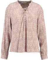Cream FABIANA Blouse deep powder