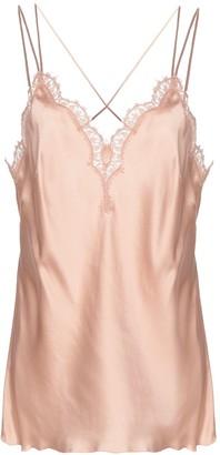 Alberta Ferretti Sleeveless undershirts