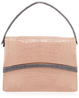 Nancy Gonzalez FLAP SHOULDER BAG