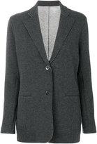 Majestic Filatures long sleeved buttoned blazer