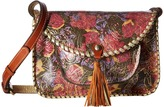 Patricia Nash Beaumont Flap Crossbody