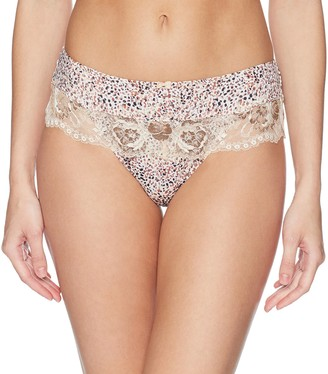 Fantasie Women's Aimee Thong with Premium Leavers Lace