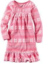 Carter's Girls' Fleece Gowns 377g126