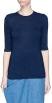 AG Jeans 'Agon' organic tencel jersey T-shirt