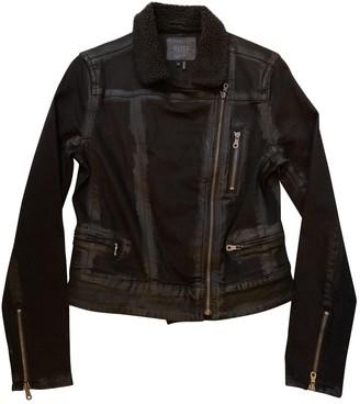 Paige Black Denim - Jeans Jacket for Women