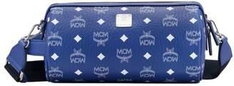 MCM Klassik Visetos Logo Crossbody Bag