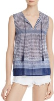 Soft Joie Adralina Printed Sleeveless Top