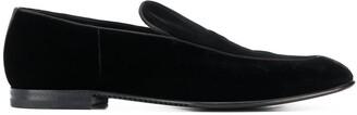 Ermenegildo Zegna Slip On Loafers