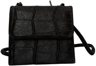 Jean Louis Scherrer Jean-louis Scherrer Black Pony-style calfskin Handbags