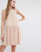 Baum und Pferdgarten Aima Drop Waist Textured Dress