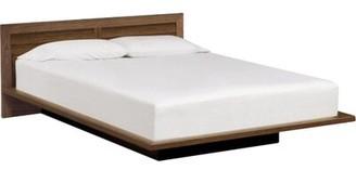 Copeland Furniture Moduluxe Platform Bed Size: Queen, Color: Natural Walnut