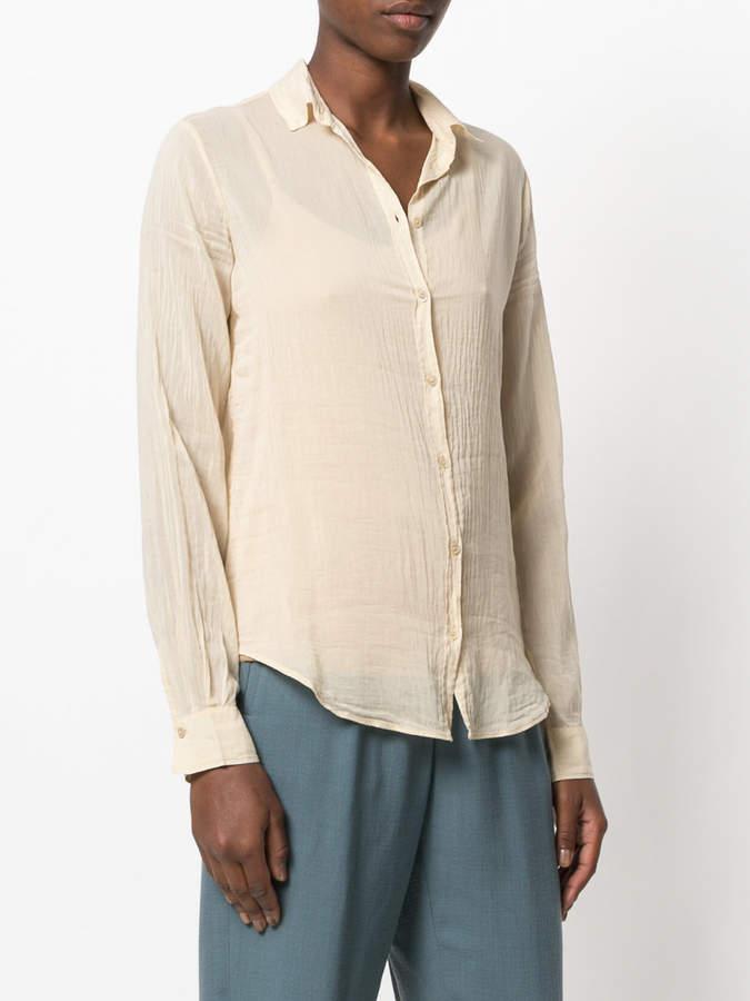 Forte Forte sheer shirt