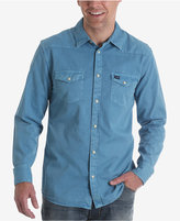 Wrangler Men's 70th Anniversary Collection Authentic Western Style Shirt
